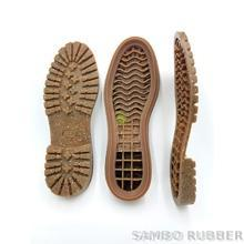 Recycled Rubber Soles - Outdoor Boots