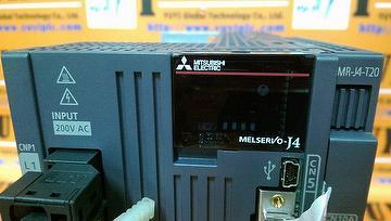 Mitsubishi Electric MelServo-J4 AC Servo MR-J4-10B ab