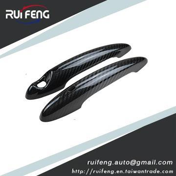 Carbon Fiber Door Handle Covers for Mini Cooper R55 R56 R57 R58 R59 *Keyless-go