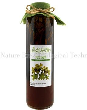 Organic Marjoram Vinegar, Vinegar Soft Drinks
