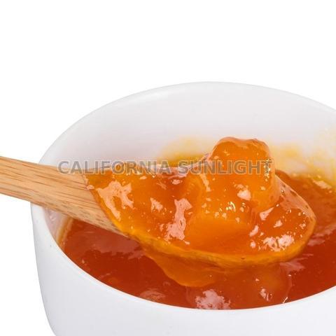Mango Flavor Jam With Flesh