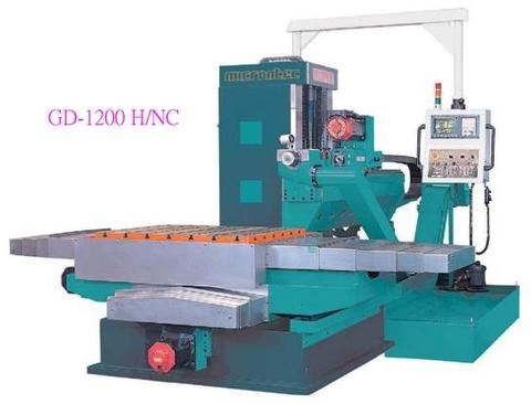 Table Type Deep Hole Drilling Machine