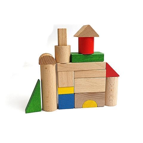 Building blocks, 56 pcs/ set 18 shapes