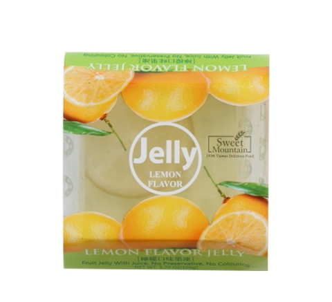 Fruity Lemon Jelly