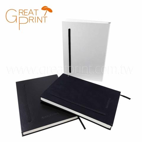 Taiwan Suede Leather Notebook Printing, Printing Sketch Book
