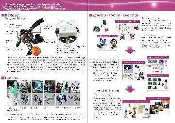 BeRobot Education 2011