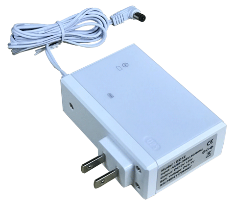 Taiwan Economy DC mini UPS - Adapter with Battery | Taiwantrade
