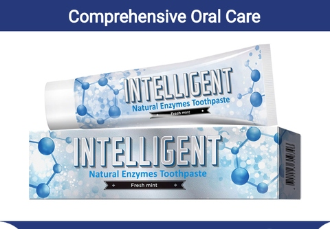 INTELLIGENT Teeth Whitening Toothpaste