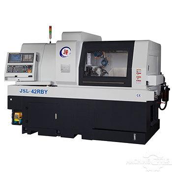 Swiss Type CNC Lathe - JSL-42RBY