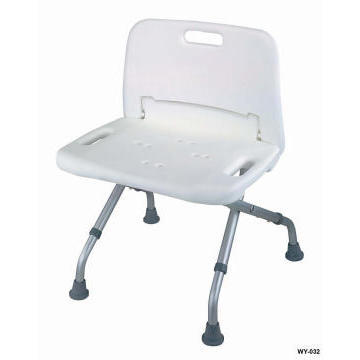 Deluxe Portable Folding Bench With Backrest