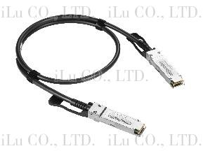 DAC cable 2m AWG30-24 10G SFP+ Ethernet Connection