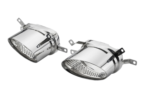 Taiwan Audi RS6 Twin Exhaust tips | Taiwantrade