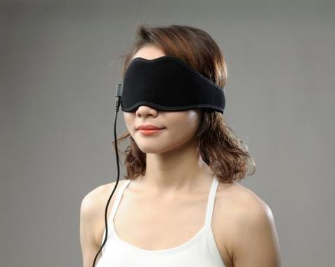 Eyes Mask USB Electric Heating Pad Warm
