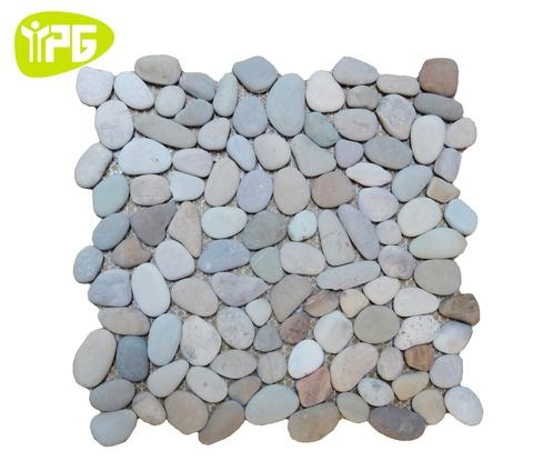 Khaki Pebble Tiles