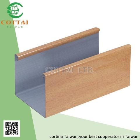Taiwan Venetian Blind Components Steel Rail Cottai Ltd
