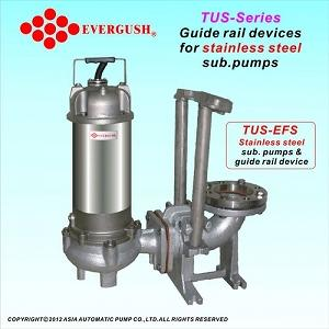 Taiwan Guide Rail Device For Submersible Pumps Asia