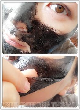 Deep Cleaning Peel-off Mask Purifying Blackhead Black Facial