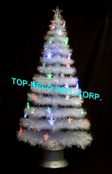 h120cm fo crystal tree light wchanging color led top star stars rgb led stars