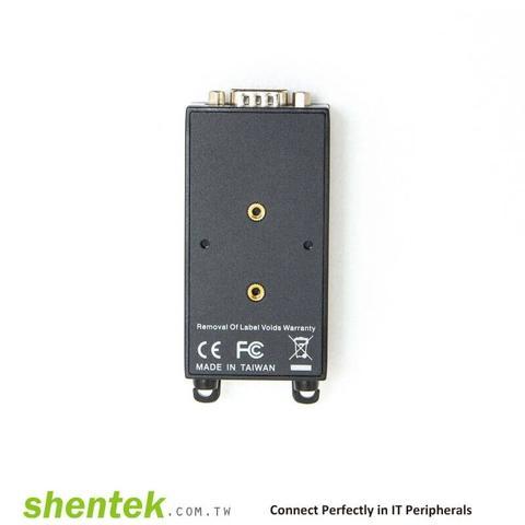 Shentek 11001 USB To RS232 1 Port Serial Adapter