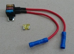 3 CIRCUIT SUPERMINI FUSE HOLDER