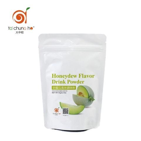 New Product Taiwan Origin Honeydew Drink Powder