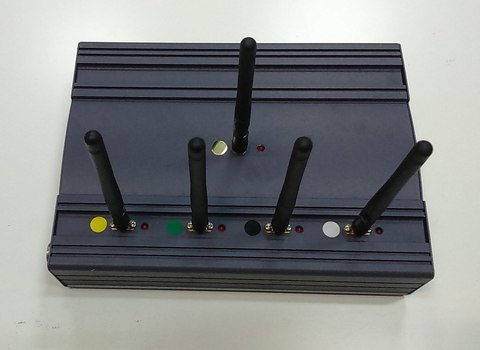 Mobile Phone Signal Detection System
