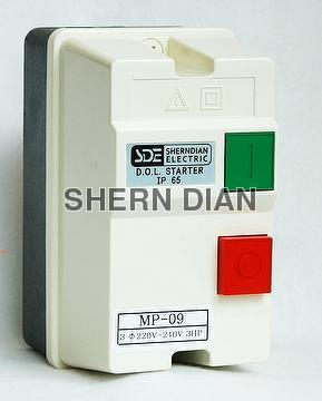 Magnetic Starter, MP-09, MP-09E