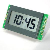 Multi-Alarm Clock Module with External Connection of Keys & Power