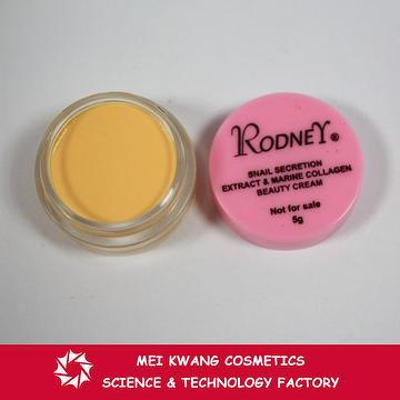 Rodney® Snail Secretion Extract & Marine Collagen Beauty Cream 5g