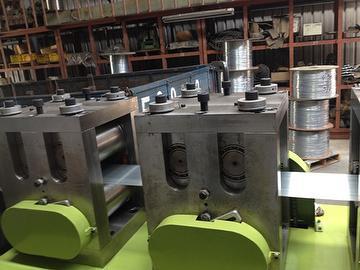 Taiwan Multi wire flatten wire band machine,machinery