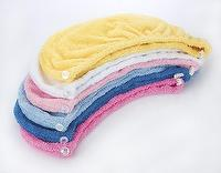 Super Absorbent Microfiber Hair Turban