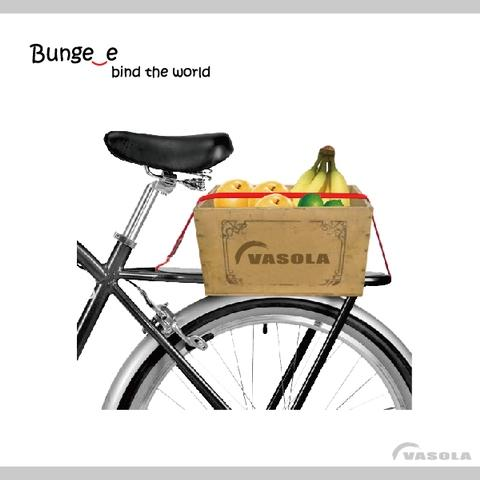 VASOLA - Bungee for Bike (90CM)