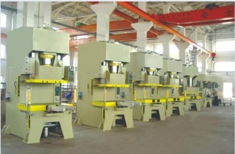 C-type Hydraulic Press2