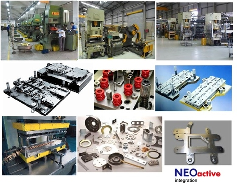 Taiwan Metal Stamping & Industrial Press | Taiwantrade