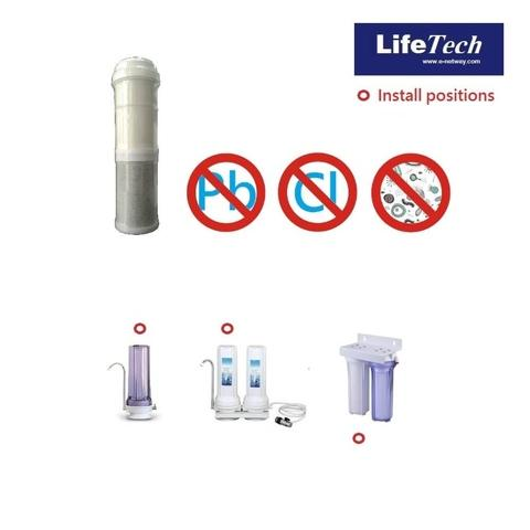Activated carbon fiber Ultrafiltration water filter