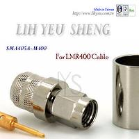 SMA Male For LMR400 Connector