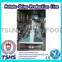 2014 New Qualified Efficient Continual Tapioca Chips Machinery Equipment