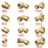 Forged Brass Fittings