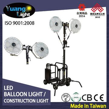 LED High Bay Construction light 600w