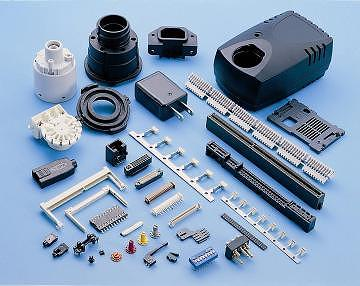 ISO/TS 16949 Electronic and Connector parts