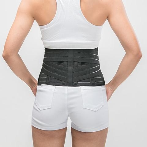 Bamboo Charcoal + Far Infrared Back Support