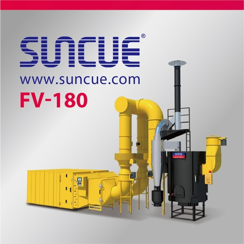 SUNCUE Biomass Food Dryer