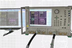 40GHz Vector Network Analyizer