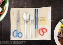 Environment-friendly Eco-Cutlery kit