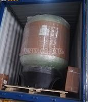 FRP TANK, FILTRATION OR SOFTENER TANK
