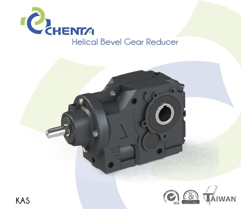 Bevel Helical Gear Reducer