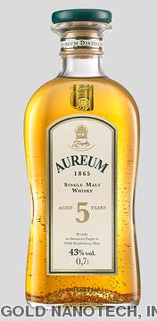 AUREUM單一純麥金釀黃金威士忌