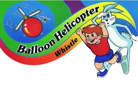 Balloon Helicopter -Balloon toy - Balloon Fly