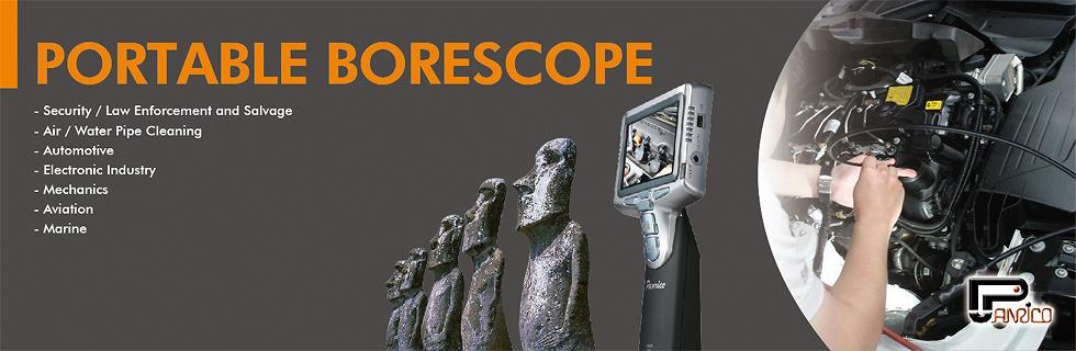 Taiwan made Video Borescope Endoscope