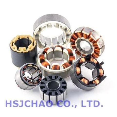 Winding service for brushless motors